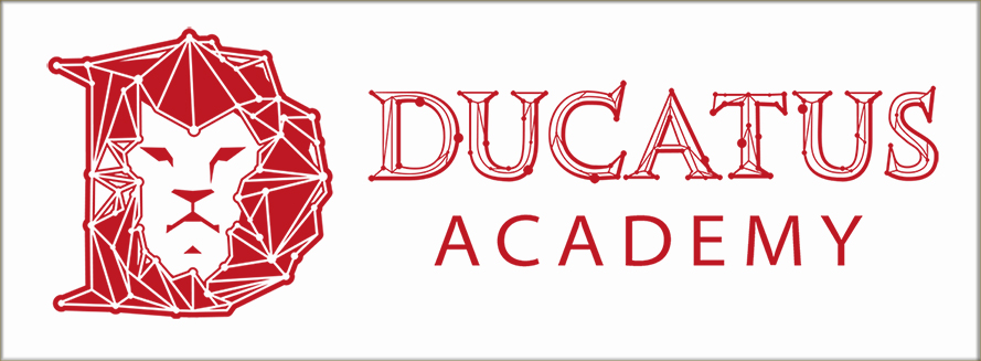 Ducatus Academy Button